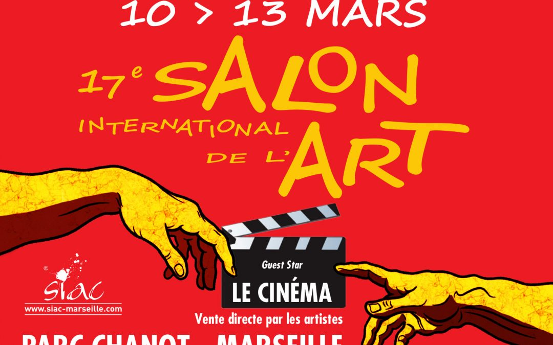 Le Salon International d'Art Contemporain de Marseille 2017